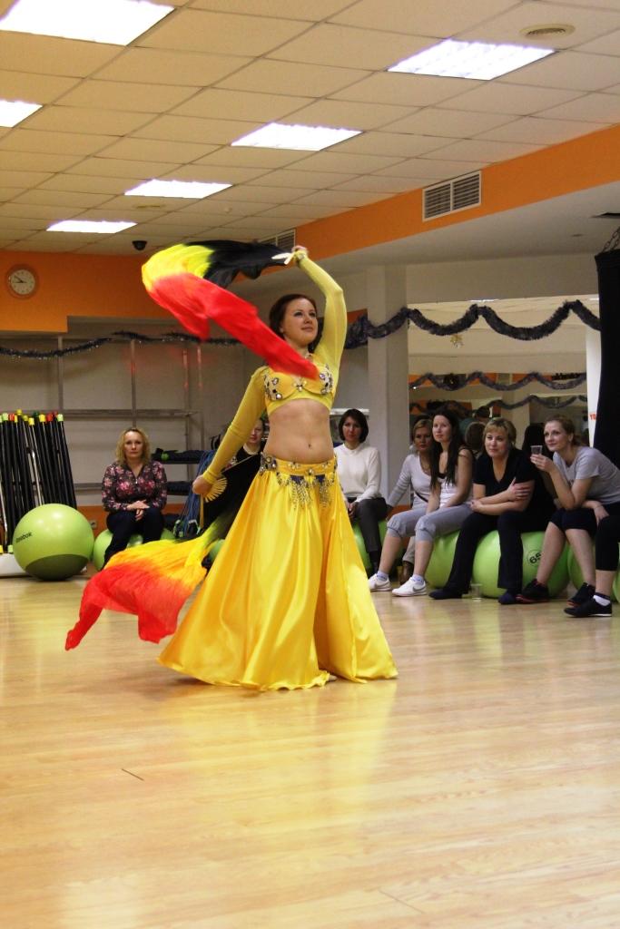 Восточные танцы Красногорск