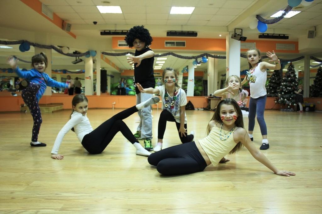 Детские танцы Красногорск