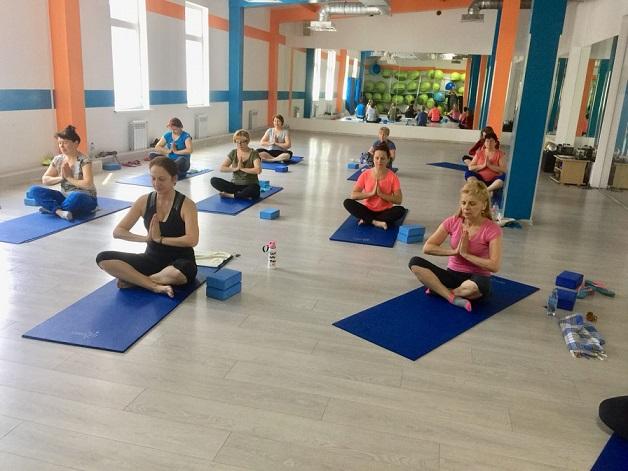 Йога в Красногорске