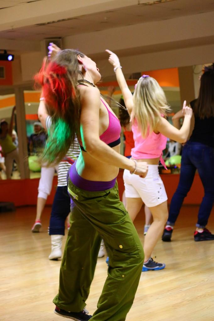 Joy fitness v Krasnogorske